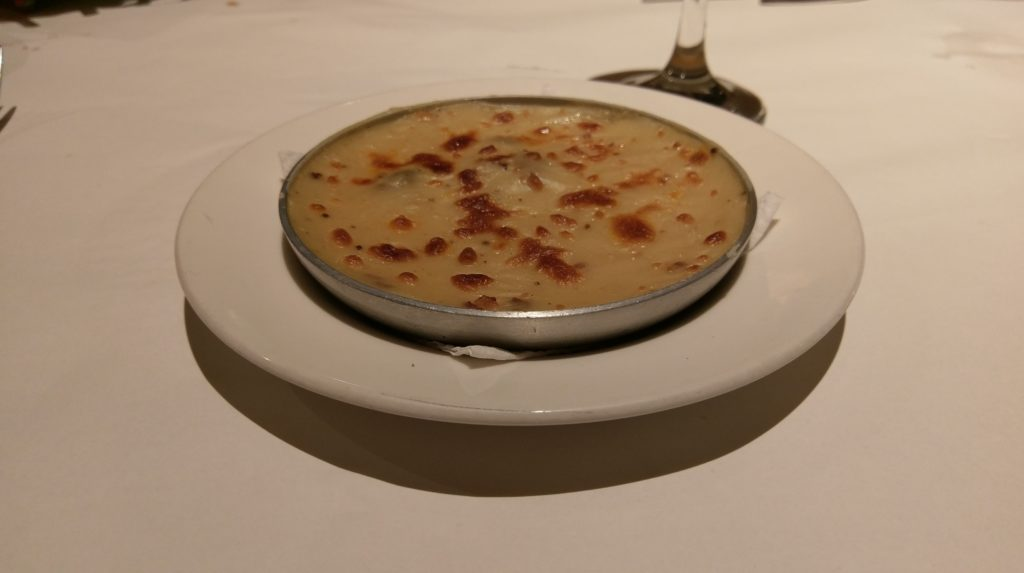 Potato Soup Gratin