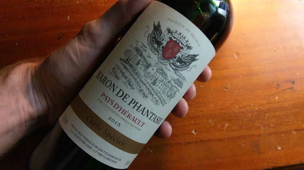 Baron de Phantasie Pays D'Hérault 2015